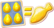 Fish Candy - Creating icon