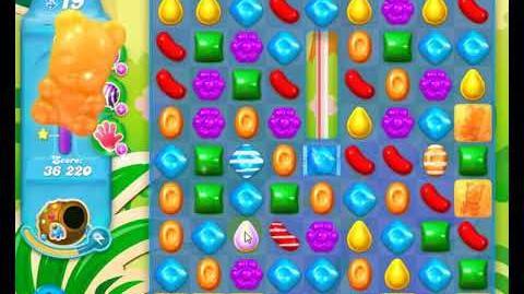 Candy Crush Friends Group SODA Level 336 3Stars 1st Update 291017