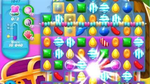 Candy Crush Soda Saga Level 1047 (3 Stars)