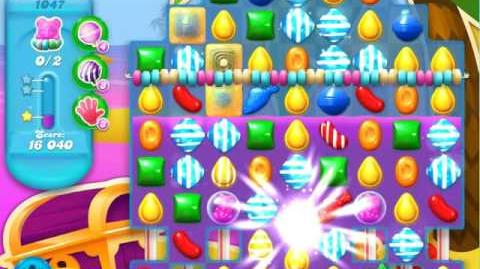 Candy Crush Soda Saga Level 1047 (3 Stars)