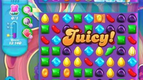 Candy Crush Soda Saga Level 1268