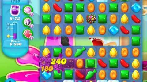 Candy Crush Soda Saga Level 1320 (nerfed, 3 Stars)