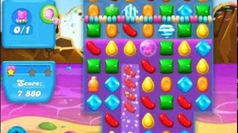 Candy Crush Soda Saga Level 21-2