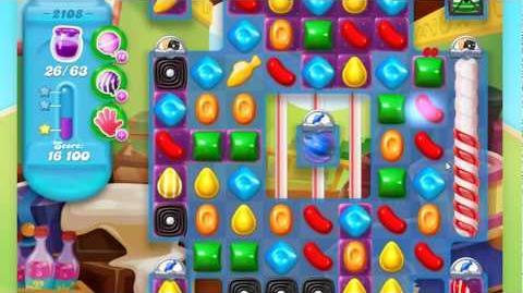 Candy Crush Soda Saga Level 2108 **
