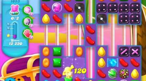 Candy Crush Soda Saga Level 1053 (buffed)