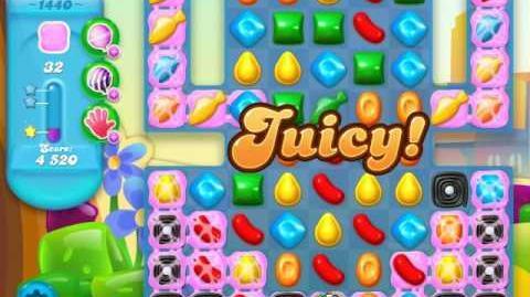 Candy Crush Soda Saga Level 1440 (3 Stars)