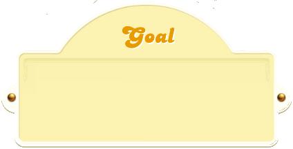 Goal bar