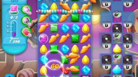 Candy Crush Soda Saga Level 1012 (3rd version, 3 Stars)