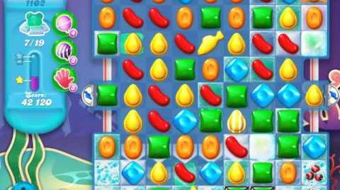 Candy Crush Soda Saga Level 1102 (3 Stars)