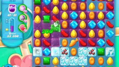 Candy Crush Soda Saga Level 1141 (buffed)
