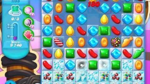 Candy Crush Soda Saga Level 1199 (3 Stars)