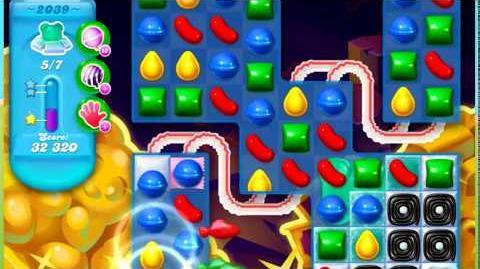Candy Crush Soda Saga Level 2039 ***