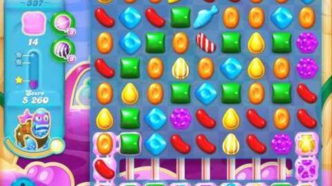 Candy Crush Soda Saga Level 337 (3 Stars)