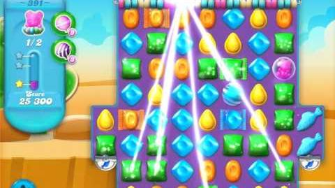 Candy Crush Soda Saga Level 391 (3 Stars)