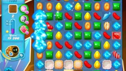 Candy Crush Soda Saga Level 1406