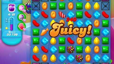 Candy Crush Soda Saga Level 1901