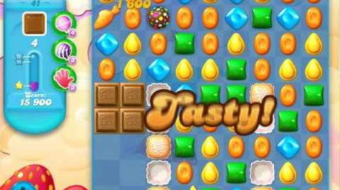 Candy Crush Soda Saga Level 41 (3rd version)