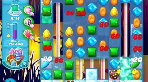 Candy Crush Soda Saga Level 475 (4th version)