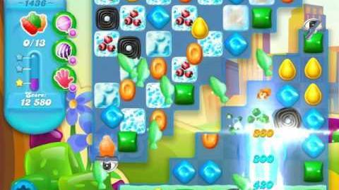 Candy Crush Soda Saga Level 1436 (3 Stars)