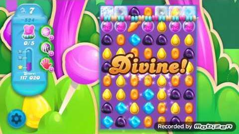 Candy Crush Soda Saga Level 524 (3 Stars)