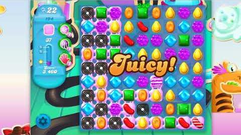 Candy Crush Soda Saga - Level 194 - No boosters ☆☆☆