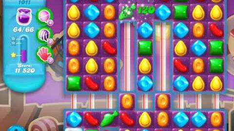Candy Crush Soda Saga Level 1011 (2nd nerfed, 3 Stars)