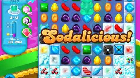 Candy Crush Soda Saga Level 1545