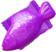 Purplefish wrapped