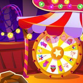 Spun Sugar Carnival background
