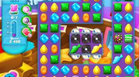 Candy Crush Soda Saga Level 1034 (5th version, 3 Stars)