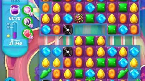 Candy Crush Soda Saga Level 1260
