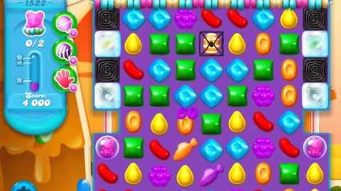 Candy Crush Soda Saga Level 1522 (3 Stars)