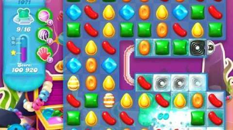 Candy Crush Soda Saga Level 1071 (buffed)