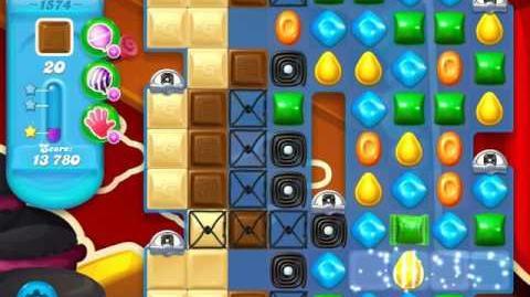 Candy Crush Soda Saga Level 1574 (3 Stars)