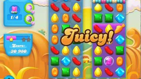 Candy Crush Soda Saga Level 159 (nerfed)