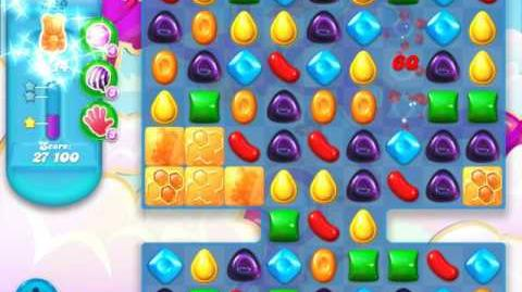 Candy Crush Soda Saga Level 369 (buffed, 3 Stars)