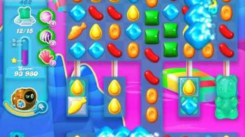 Candy Crush Soda Saga Level 462 (5th version, 3 Stars)
