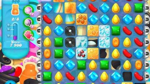 Candy Crush Soda Saga Level 960 (buffed)