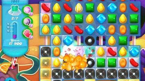 Candy Crush Soda Saga Level 1081 (buffed)
