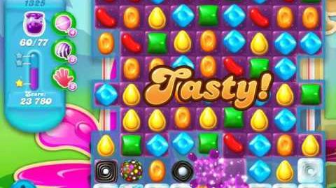 Candy Crush Soda Saga Level 1325 (5th version, 3 Stars)