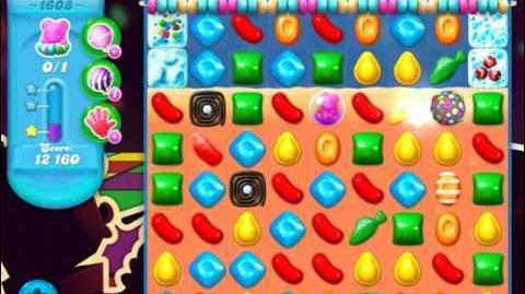 Candy Crush Soda Saga Level 1608