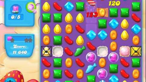 Candy Crush Soda Saga Level 34 (2nd version, 3 Stars)