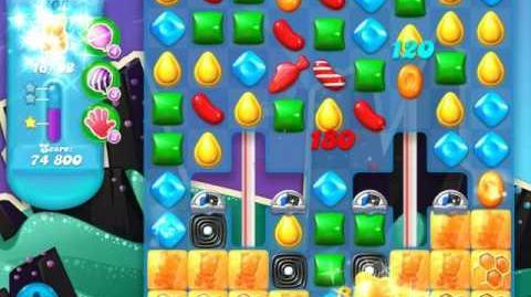 Candy Crush Soda Saga Level 805 (5th version, 3 Stars)