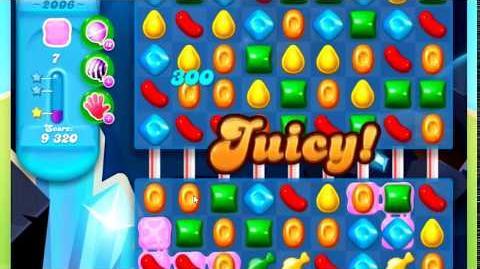 Candy Crush Soda Saga Level 2006 * NO BOOSTERS