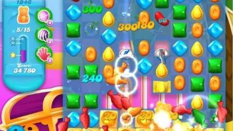 Candy Crush Soda Saga Level 1046