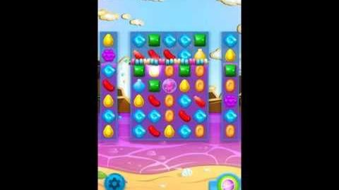 Candy Crush Soda Saga Level 21 (Mobile)