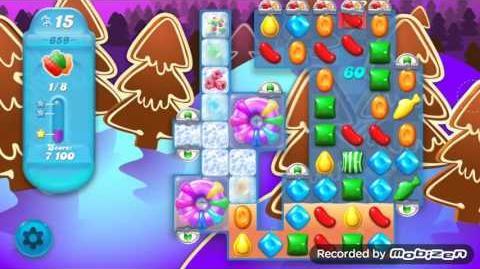 Candy Crush Soda Saga Level 659 (3 Stars)