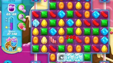 Candy Crush Soda Saga Level 1276 (3 Stars)