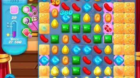 Candy Crush Soda Saga Level 1353 (3 Stars)