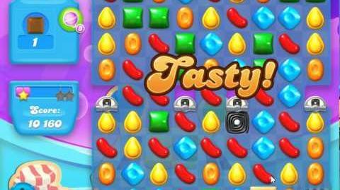 Candy Crush Soda Saga Level 207(3 Stars)